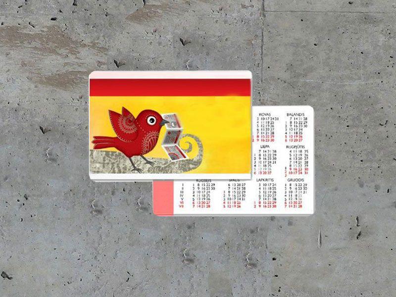 Kišeniniai kalendoriukai